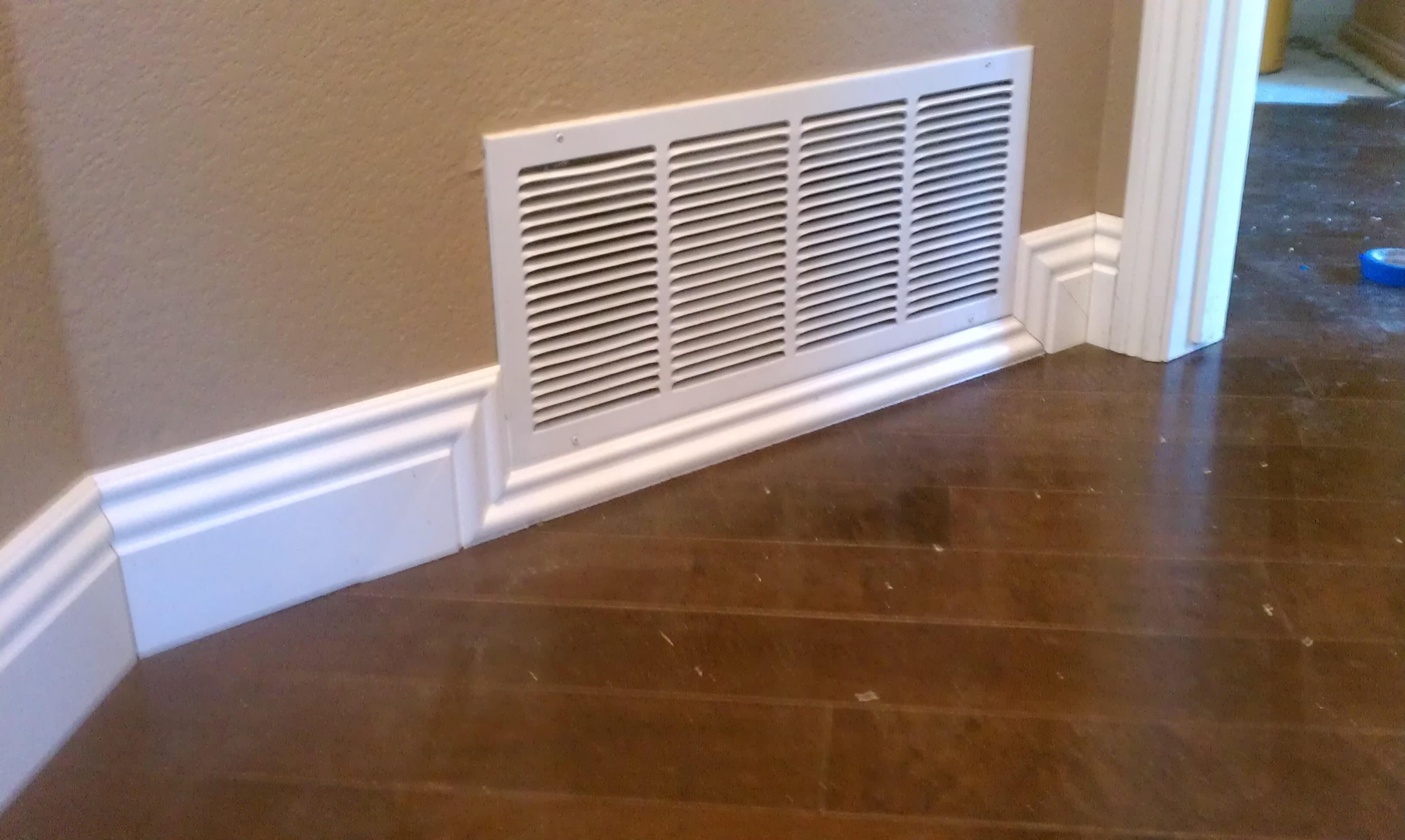 Ask us more from re finishing your stair rails to adding new baseboards trims or transitions just ask and we may be able to get the job done for you as best possible dailygadgetfo Images